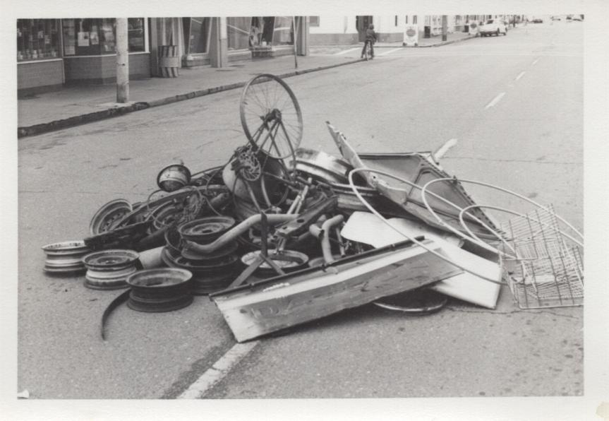 pile of junk