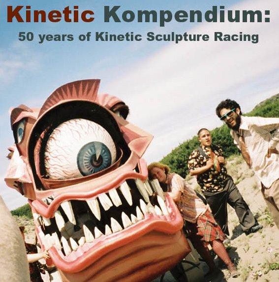 Kinetic Kompendium Book for Sale!